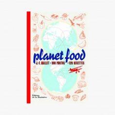 Planet Food - Jean-François Mallet