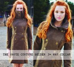 I love Vaute Couture! #vegan #coats #outerwear #fashion #clothing