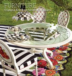 Love this out door patio set