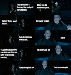 Mean Girls and HP. Perfect.