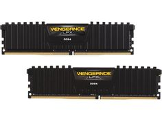 Buy CORSAIR Vengeance LPX x SDRAM 2400 Intel and 100 Series Desktop Memory Model with fast shipping and top-rated customer service.Once you know, you Newegg! Pc Components, Desktop Ram, Ddr4 Ram, Memory Module, Small Case, Memories, Corsair, Pin, Model
