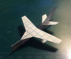 This guy has a ton of How-Tos for a wide range of paper airplanes!