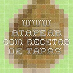 www.atapear.com recetas de tapas..