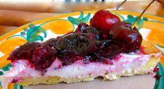 TORTA DI CILIEGIE http://www.unadonnaalpc.it/cucina/dolci/torta-di-ciliegie/