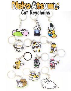 Neko-Atsume-Cat-Keychain