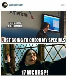 Ha ha so True! Go to anywhere in Florida & they need a wheelchair to board. But get there & they RUN off the plane! (True Story!)