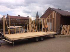 Porta Palace : une mini-maison de 10m2, transportable et écolo