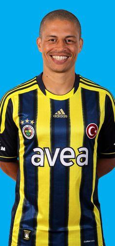 10 - Alex de Souza | Profesyonel A Futbol Takımı-Orta Saha / Professional A Football Team-Midfielder