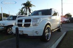 2010 Dodge Nitro SX Auto 4WD MY09
