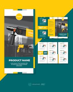 Consumer Product Brochure V  Product Brochure Brochures And
