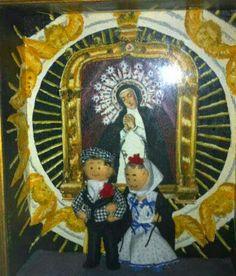 ElLu Dolls: Virgen de la Paloma-15 de Agosto