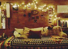 My very own dorm room!