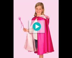 Nancy Zieman/Donna Fenske/How to Sew a Child's Princess Cape | Nancy Zieman Blog