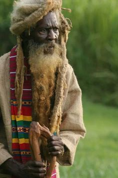 María M. - Google+ Reggae Style, Reggae Music, Dreadlock Rasta, Dreadlocks, Jamaica History, Rastafarian Culture, Rasta Man, Long Dreads, Jah Rastafari