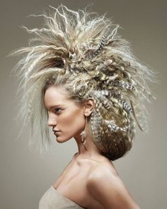 Fab Hair style ... LISTING WITH HNN IS FREE! Hair News Network. http://www.HairNewsNetwork.com All Hair. All The Time.