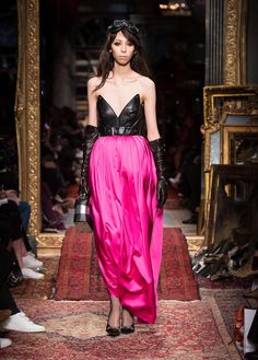 1a4a565fb Moschino Autumn Winter 2016 Fashion Show - See more on www.moschino.com