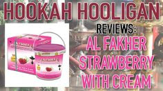It took me a while to get to the Al Fakher cream flavors, but I'm glad I have! This strawberry flavor is great. https://youtu.be/RSUgudC8gTM #hookah #shisha #AF #alfakher