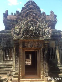My last day in Cambodia started the same way as yesterday. I was down at breakfast by and pickup… Read Angkor Wat, Cambodia, Tower, Live, Day, Breakfast, Building, Travel, Morning Coffee