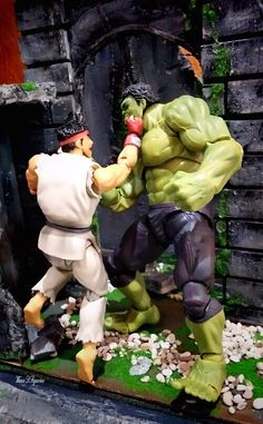 Hulk got Hook