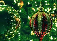 green christmas images - Google Search