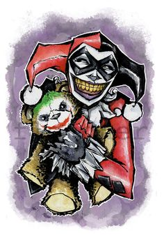 Harley Quinn by Matthew Fletcher