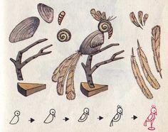 Гульянц Эвелина. Что можно сделать из природного материала (стр. 8)…