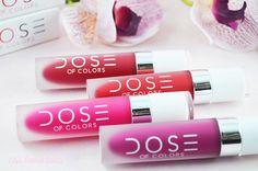 Liquid matte lipstick de dose of colors