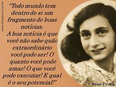 30 Melhores Imagens De O Diário De Anne Frank Thoughts Anne Frank