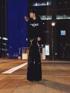 Kenichi Sato - Wearing our hoodie