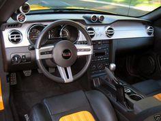 Twin Turbo Saleen Parnelli Jones Mustang