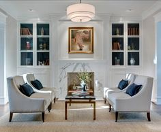 Greek Revival Home with Traditional Interiors