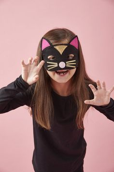 How to sew a kitty tail | Kids cat costume