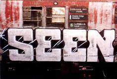 Graffiti, Art, Style and Culture Graffiti History, Seen Graffiti, Graffiti Art, Graffiti Writing, Graffiti Alphabet, Nyc Subway, Subway Art, Old School Fashion, Wildstyle