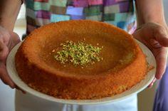 Lebanese Knafeh Jibneh with Orange Blossom Syrup | Maureen Abood