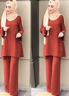 Modest Fashion Hijab, Street Hijab Fashion, Hijab Chic, Fashion Dresses, Pakistani Dresses Casual, Pakistani Dress Design, Islamic Fashion, Muslim Fashion, Hijab Dress