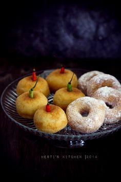 "HESTI'S   KITCHEN : yummy for your tummy: Donat & Roti Goreng dengan ""LOCK N' LOCK E-Cook Fr..."