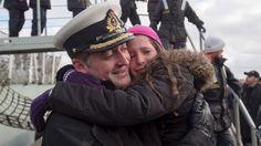 HMCS Toronto back home