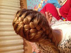 Mina's hair:)