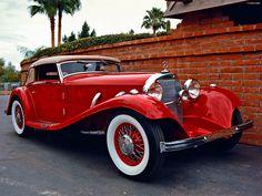1933 Mercedes-Benz Typ 380 Cabrio