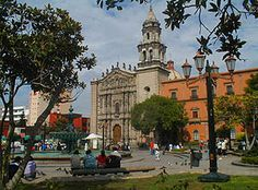 Hopefully I'll be able to visit my family again one day...San Luis Potosi, Mexico
