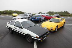 so many legends on photo - Japanese