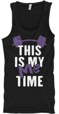 Discover This Is My Me Time Workout Tops Women's Tank Top from BodyFitShirt, a custom product made just for you by Teespring. With world-class production and customer support, your satisfaction is guaranteed.