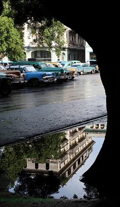 After the rain, La Habana, Cuba Copyright: Ersoy Yilmaz