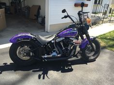 HD Softail Slim.  Wow this is perfect