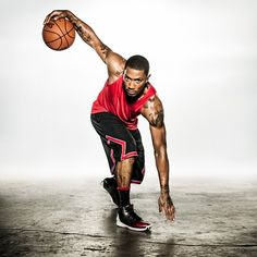Derrick Rose, Chicago Bulls, NBA, basketball Photo by: Dominic Cooley