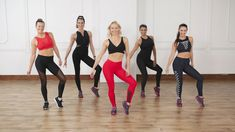 Sizzle the Calories Away With This Dance-Party Workout | FitSugar | Bloglovin'