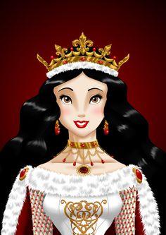 Princesas Disney Branca de Neve