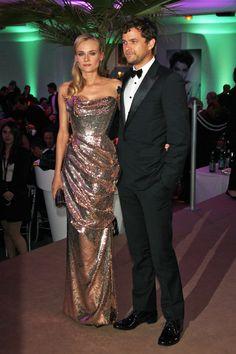 Diane Kruger - Cannes 2012. #redcarpet