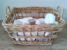 Miniature House: Weaving Baskets