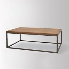 Copenhagen Coffee Table | west elm - great look